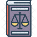 Law Book Law Book Icon