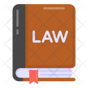 Court Book Law Book Justice Book Icon