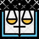 Law Book Icon
