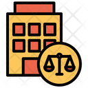 Law Building Icon