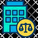 Law Building Icon