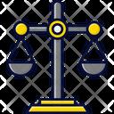 Law Cion Court Balanc Icon