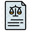 File Document Legal Icon