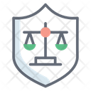 Law Protection Icon