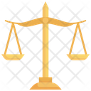 Law Scale Justice Balance Icon