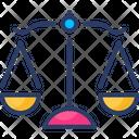 Law Scales Icon