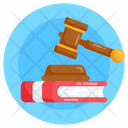 Law Course Law Study Law Education Icon