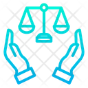 Law Support Icon