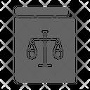 Lawbook Icon