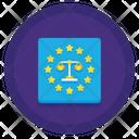 Lawful Basis Law Eu Icon