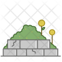 Lawn Garden Farming Icon