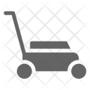 Lawn Mower Gardening Icon