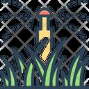 Lawn Grass Yard Icon