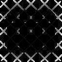 Lawn Garden Fencing Icon