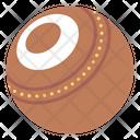 Lawn Bowl Sports Ball Ball Icon