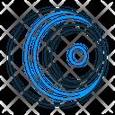 Lawn Bowl Icon