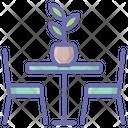 Lawn Furniture Icon