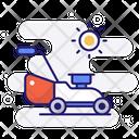 Lawn Mover Icon