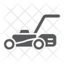 Lawn Mower Equipment Icon