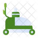 Lawn Mower Farm Agriculture Icon