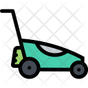 Lawn Mower Ecology Icon