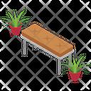 Lawn Seat Icon
