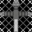 Lawn Sprinkler Icon