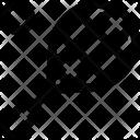 Lawn Tennis Racket Icon