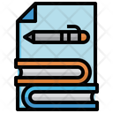 Law Books Laws Gavel Icon