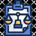 Lawsuit Icon