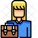 Lawyer Lawyer Assistant Assistant Icon