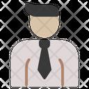Lawyer Professionals Businessman Icon