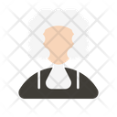 Judge Justice Court Icon