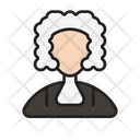 Judge Barrister Justice Icon
