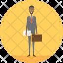 Lawyer Mark Law Icon