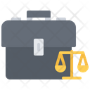 Lawyer case Icon