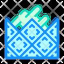 Lay Tiles Color Icon