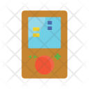 Handhold Game Digital Icon