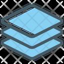 Layer Stack Arrange Icon