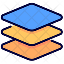 Layer Stack Layers Icon
