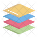 Artboard Layer Stack Icon