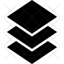 Layer Design Stack Icon