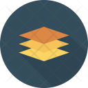 Layer Layers Server Icon