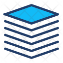 Layer Buffer Design Icon