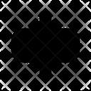 Layer Align Vertical Align Center Align Icon