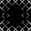 Layer Center Layer Arrange Icon