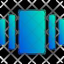 Layer Center Icon