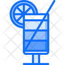 Layer Cocktail Glass Icon