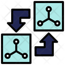 Layer Networking Cyber Security Protocol Icon