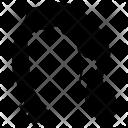 Layered Cut Icon